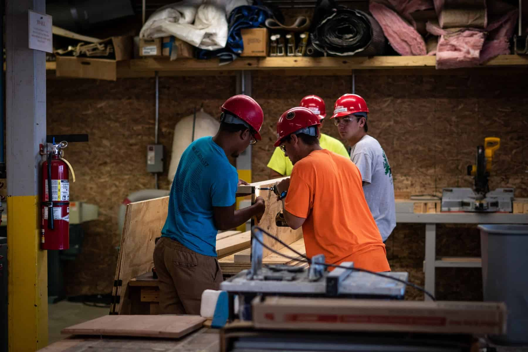 As need for skilled workers grows, Kinsley Construction
